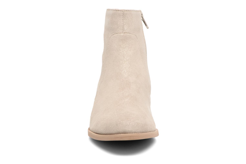 Bottines et boots Mellow Yellow Cha Beige vue portées chaussures