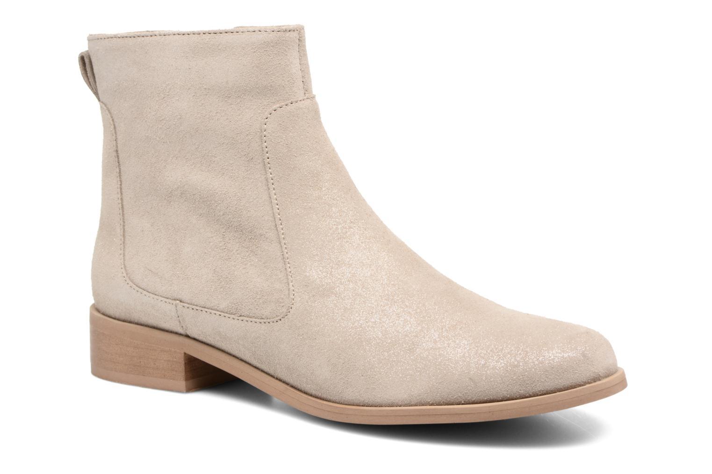 Bottines et boots Mellow Yellow Cha Beige vue détail/paire