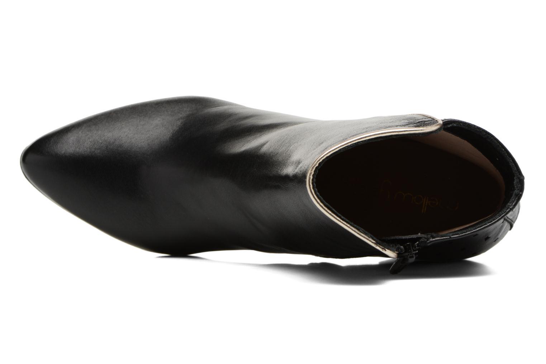 Boots en enkellaarsjes Mellow Yellow Charlyna Zwart links