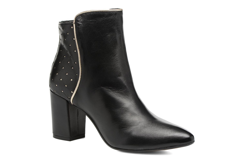 Boots en enkellaarsjes Mellow Yellow Charlyna Zwart detail