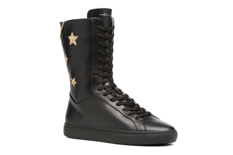 Grandes descuentos últimos zapatos Mellow Yellow Clabox (Negro) - Botas Descuento