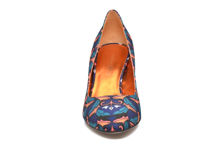Escarpins Mellow Yellow Céchoupette Bleu vue portées chaussures