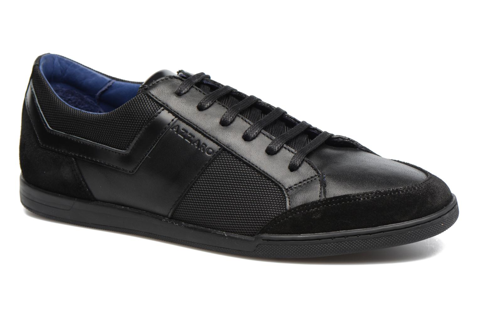 Trainers Azzaro EKIMOZ Black detailed view/ Pair view