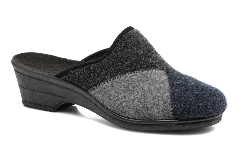 Pantofole Rondinaud Noisay Nero vedi dettaglio/paio