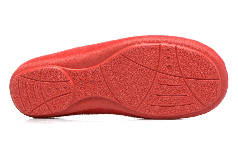 Pantoffels Rondinaud Terrette Rood boven