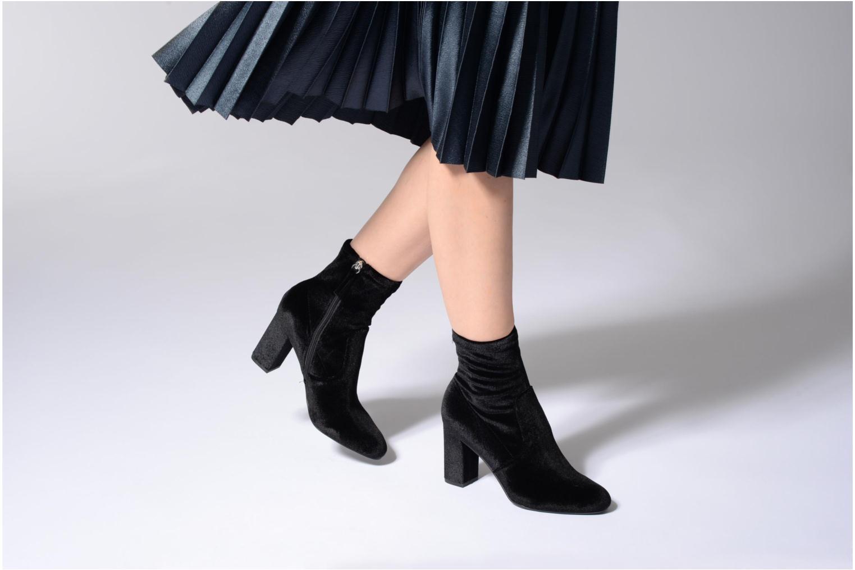 Bottines et boots Steve Madden Avenue Bleu vue bas / vue portée sac