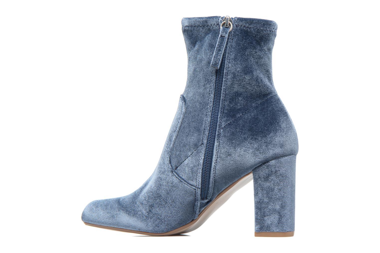 Bottines et boots Steve Madden Avenue Bleu vue face