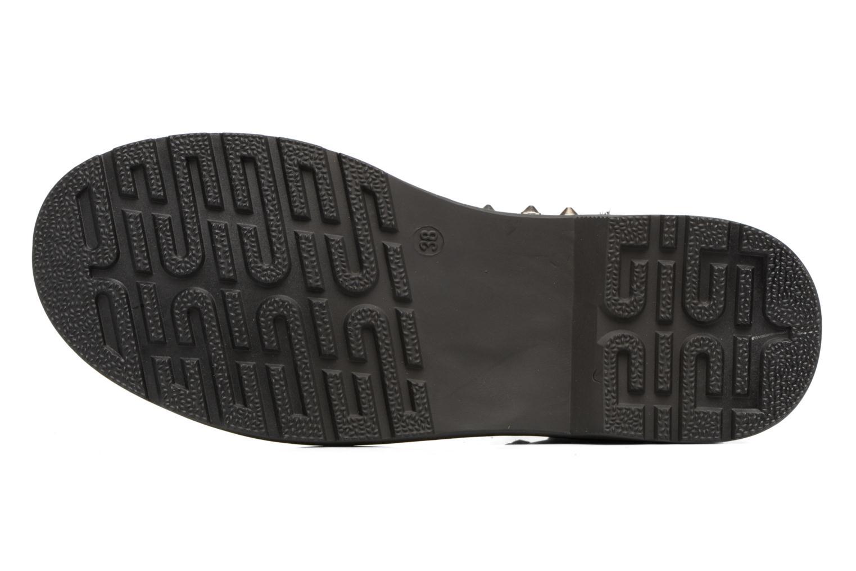Bottines et boots Buffalo Choly Noir vue haut
