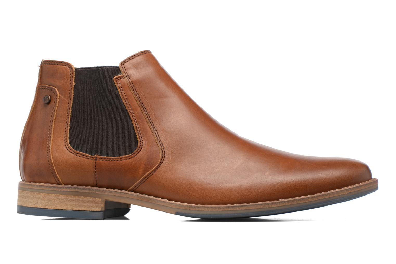 Stiefeletten & Boots Bullboxer NEWJames braun ansicht von hinten
