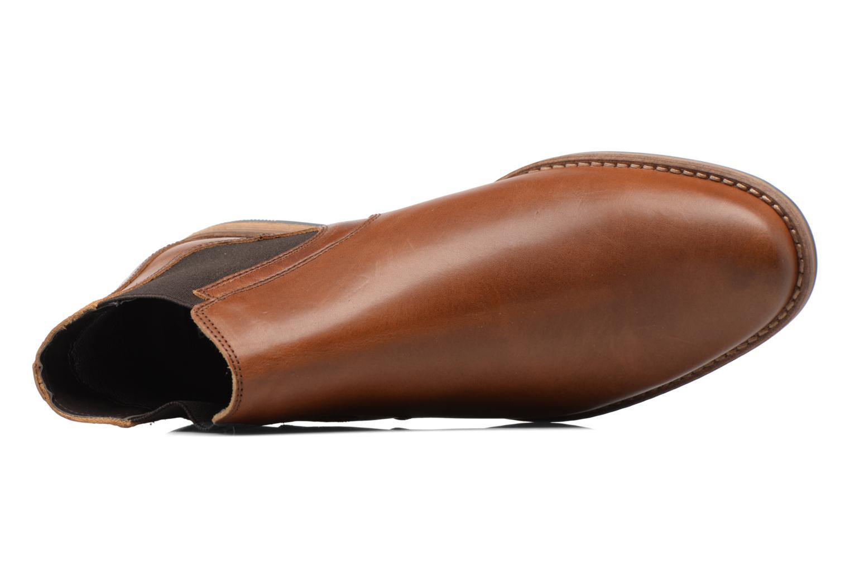 Stiefeletten & Boots Bullboxer NEWJames braun ansicht von links