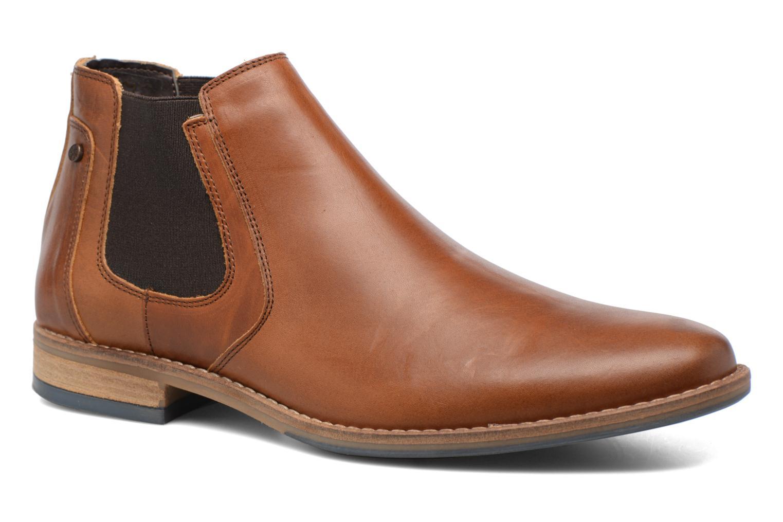 Bottines et boots Bullboxer NEWJames Marron vue détail/paire