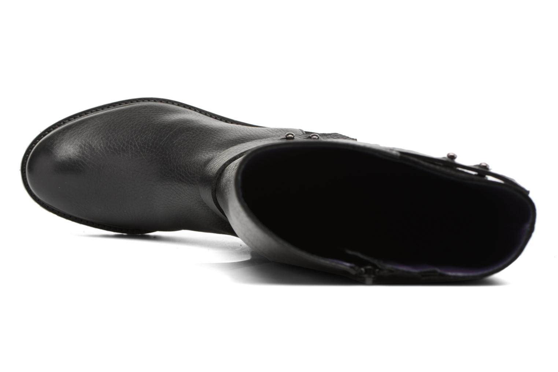 Bottes Anaki Parkie Noir vue gauche