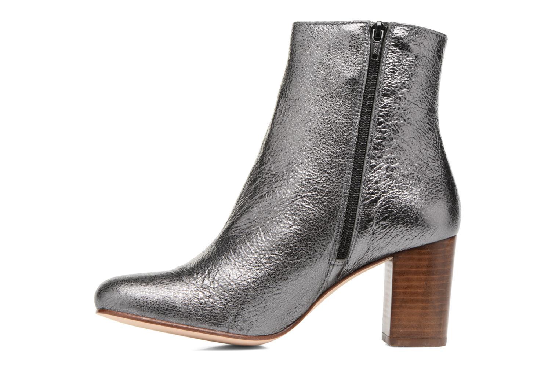 Bottines et boots Anaki Lux Gris vue face