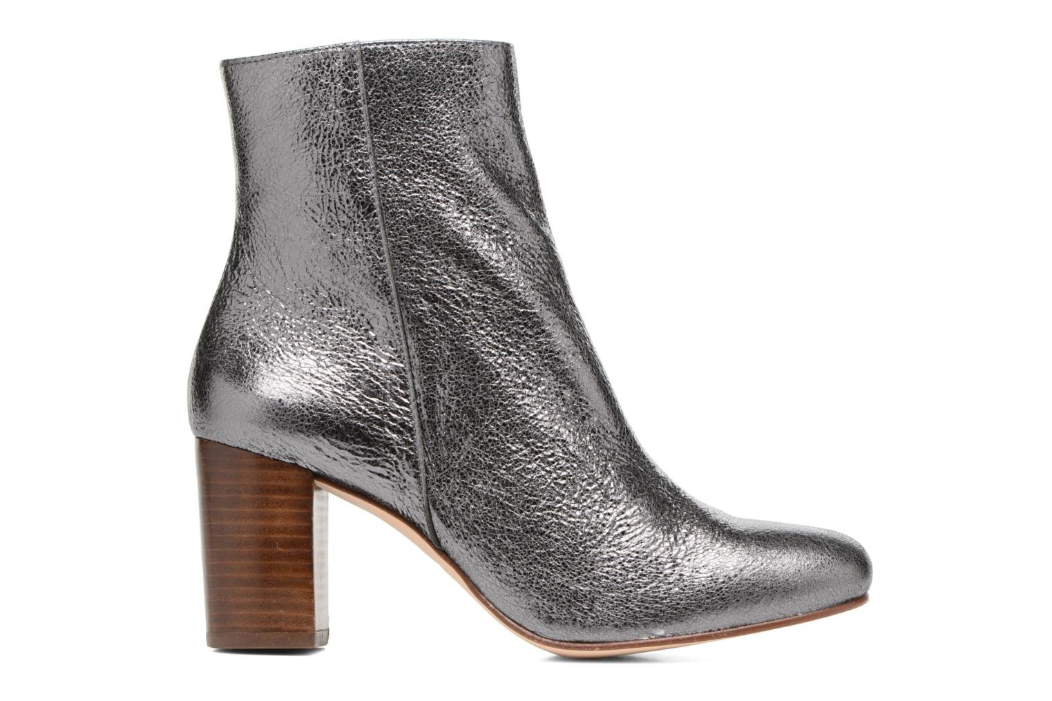 Ankle boots Anaki Lux Grey back view