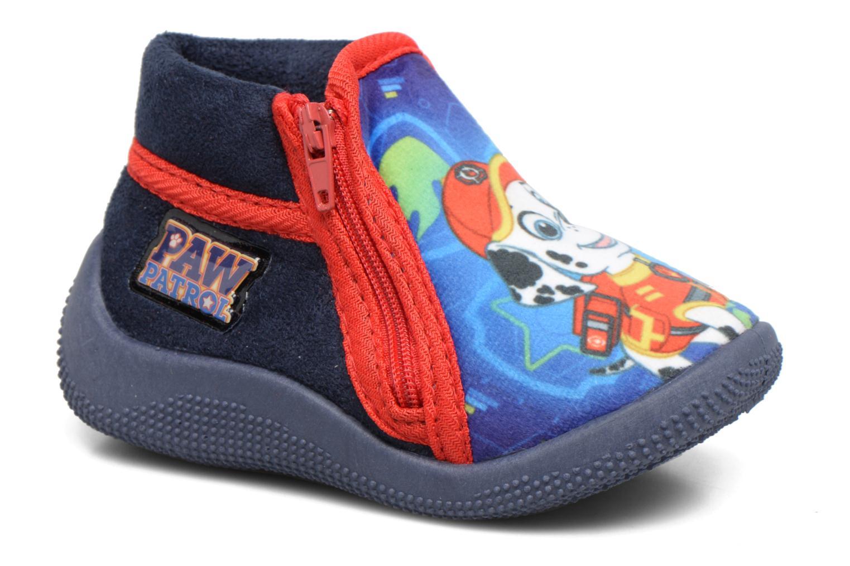 Hjemmesko Pat Patrouille Soni Blå detaljeret billede af skoene