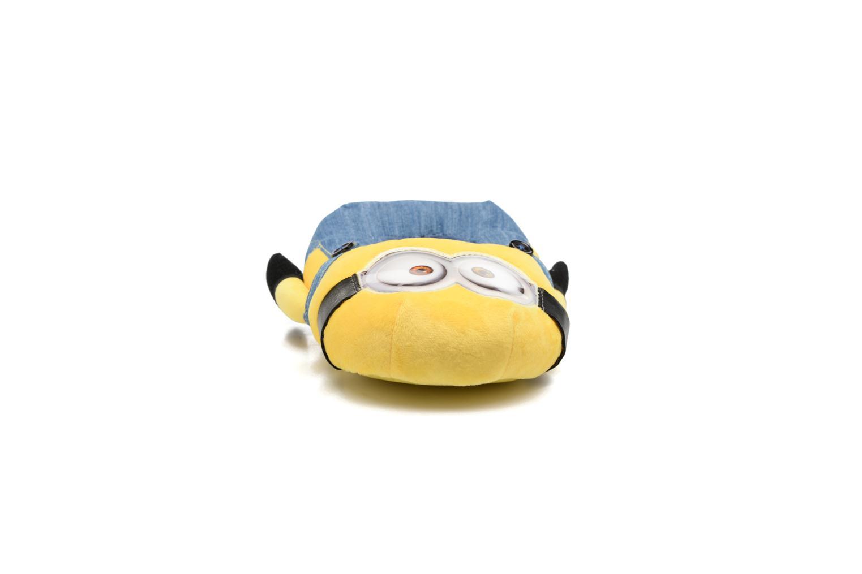 Hausschuhe Minions Santiago gelb schuhe getragen