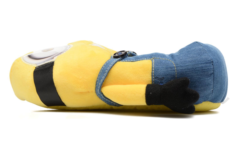Hausschuhe Minions Santiago gelb ansicht von vorne