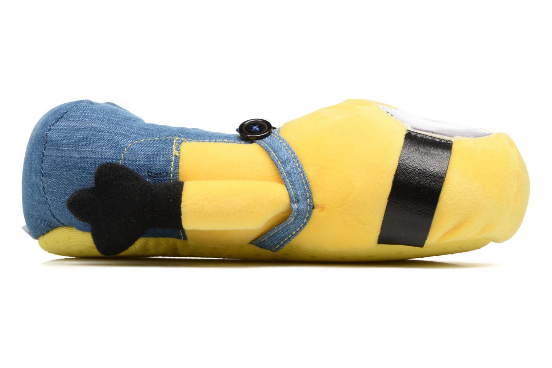 Hausschuhe Minions Santiago gelb ansicht von hinten