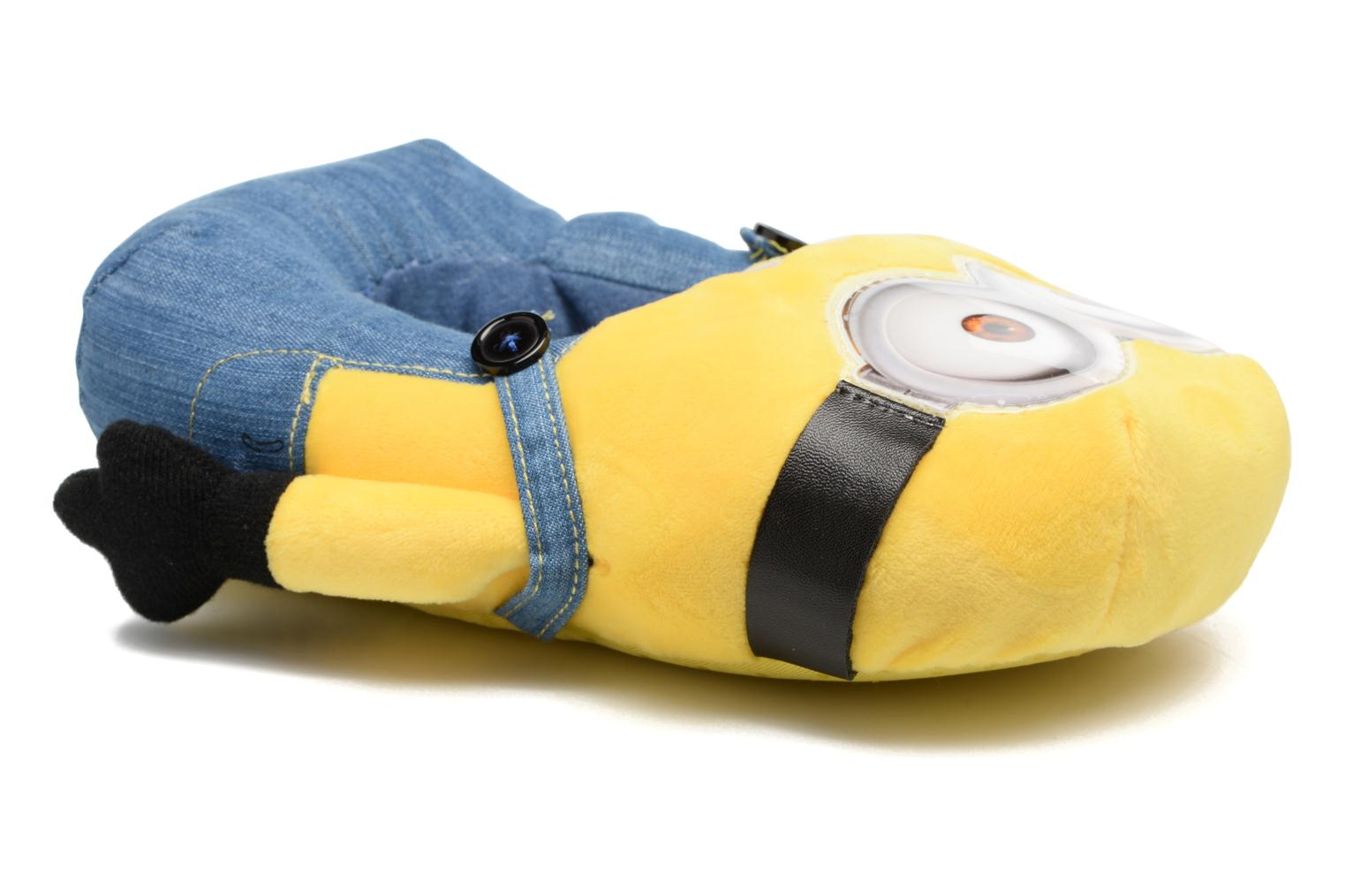 Slippers Minions Santiago Yellow detailed view/ Pair view
