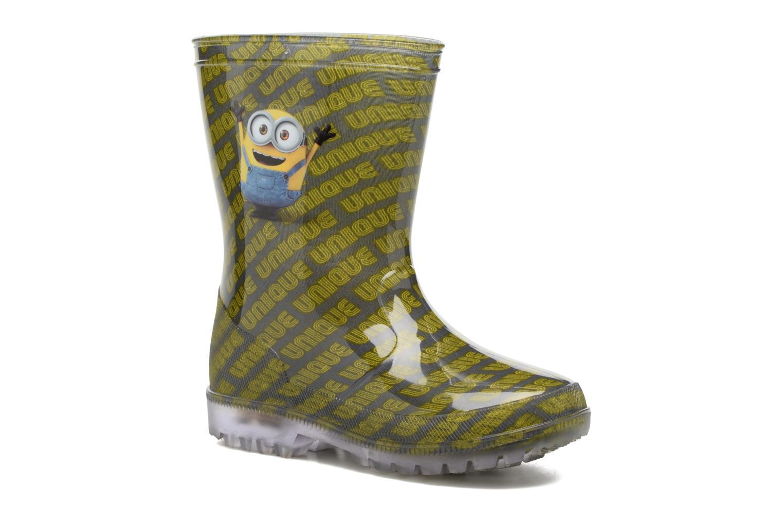 Støvler & gummistøvler Minions Kadoche Grå detaljeret billede af skoene
