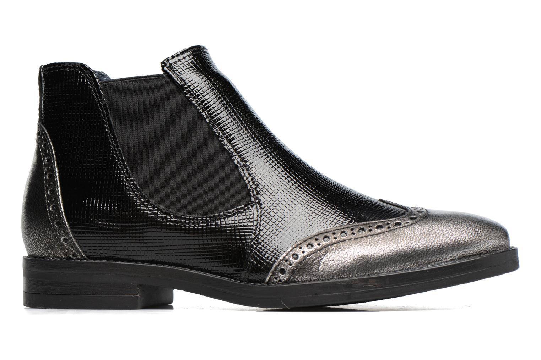 Bottines et boots Georgia Rose Nefreti Noir vue derrière