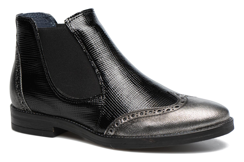 Bottines et boots Georgia Rose Nefreti Noir vue détail/paire