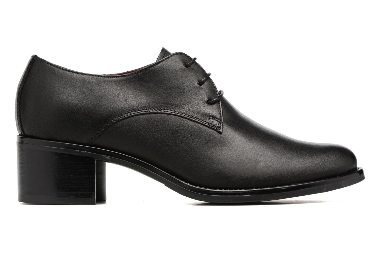 Chaussures à lacets Georgia Rose Nelace Noir vue derrière