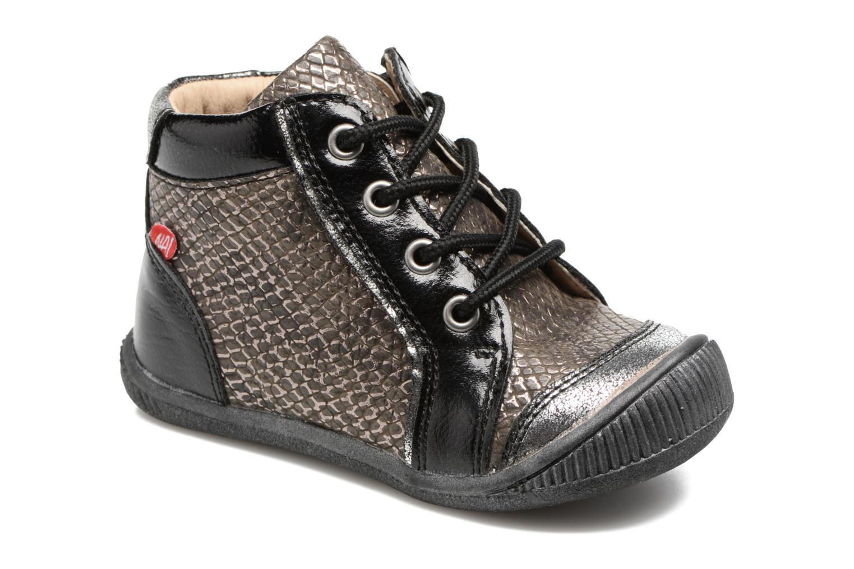 Bottines et boots NA! Actuel Argent vue détail/paire