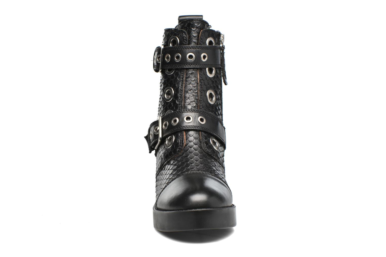 Ankle boots Gioseppo DOUBLON Black model view