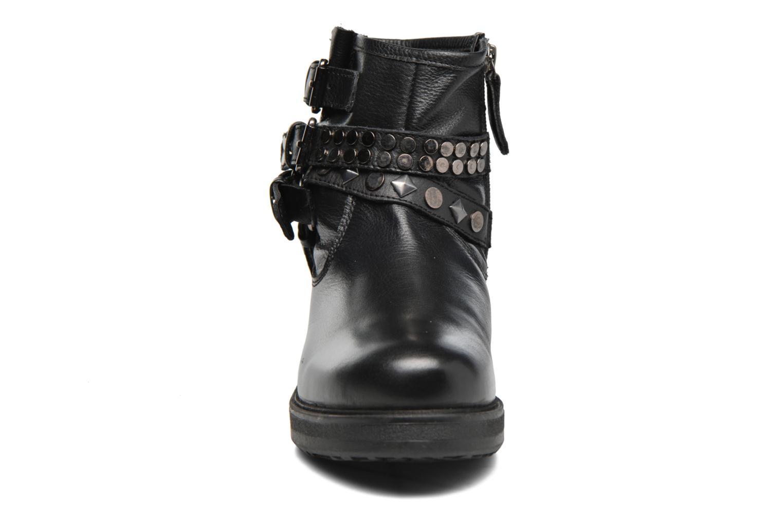 Bottines et boots Gioseppo Cible Noir vue portées chaussures