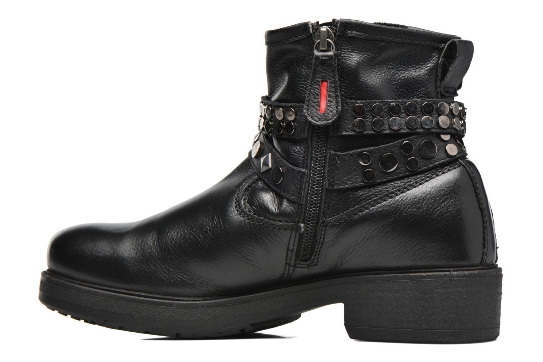 Bottines et boots Gioseppo Cible Noir vue face