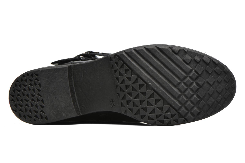Bottines et boots Gioseppo Cible Noir vue haut