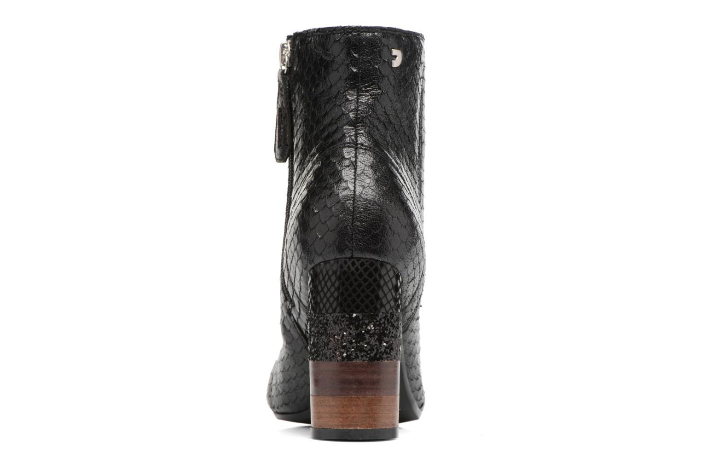 Bottines et boots Gioseppo Jamie Noir vue droite