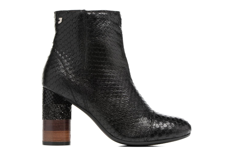 Boots en enkellaarsjes Gioseppo Jamie Zwart achterkant