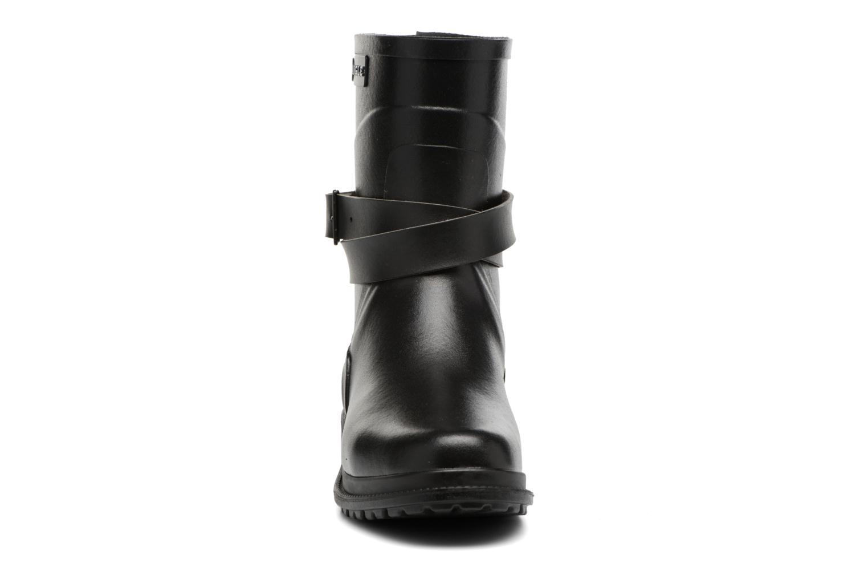 Bottes Aigle Macadames MD Noir vue portées chaussures