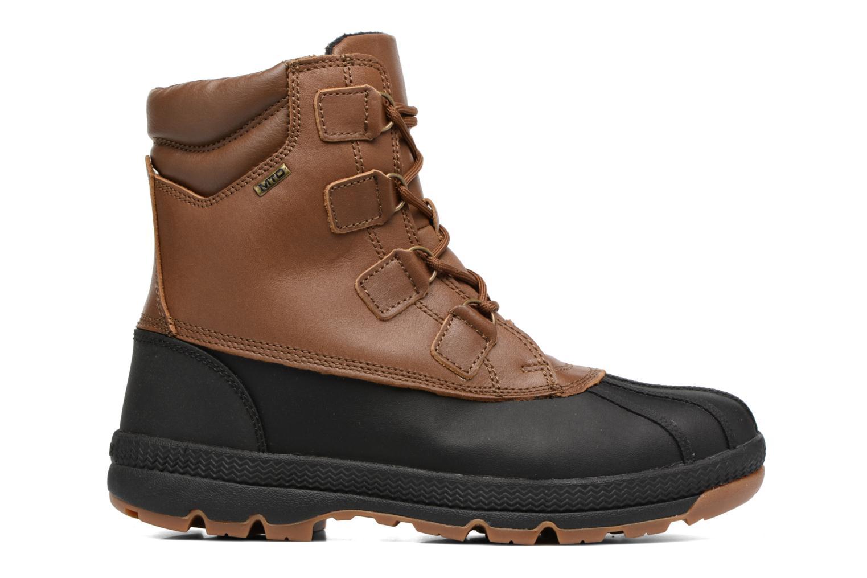 Chaussures de sport Aigle Tenere Warm BT Marron vue derrière