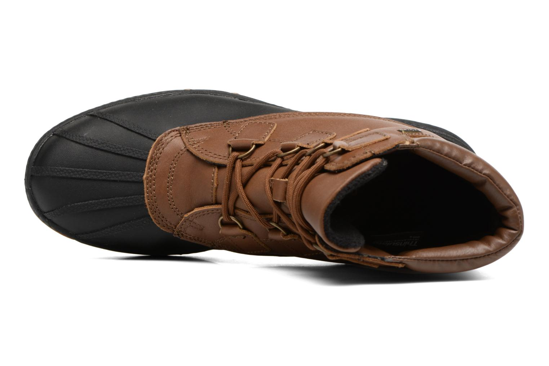 Chaussures de sport Aigle Tenere Warm BT Marron vue gauche