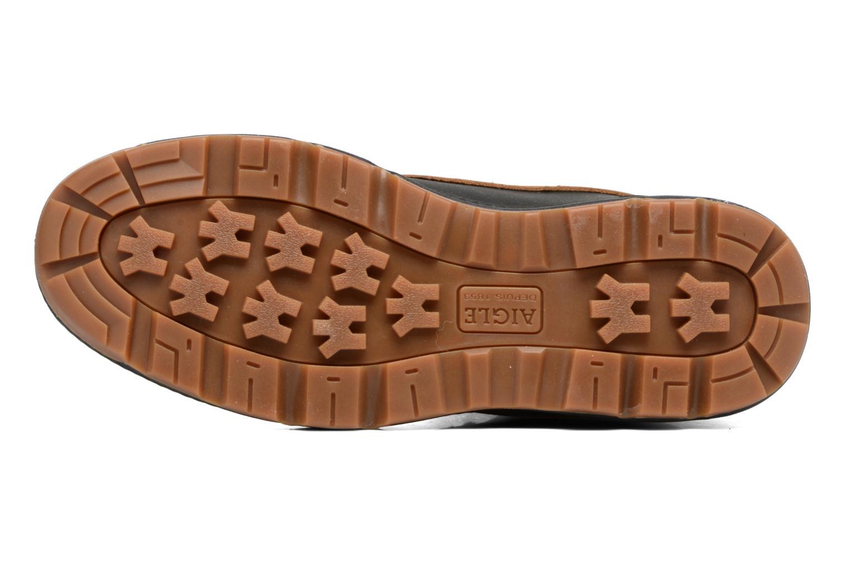 Chaussures de sport Aigle Tenere Warm BT Marron vue haut