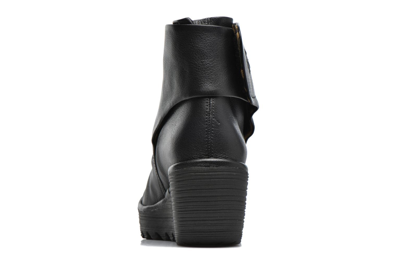 Bottines et boots Fly London YOMI Noir vue droite