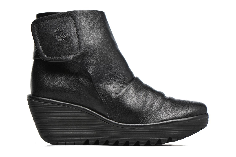 Bottines et boots Fly London YOMI Noir vue derrière