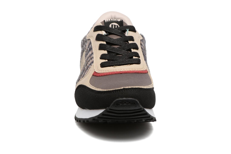 Baskets MTNG DOUBLON Multicolore vue portées chaussures