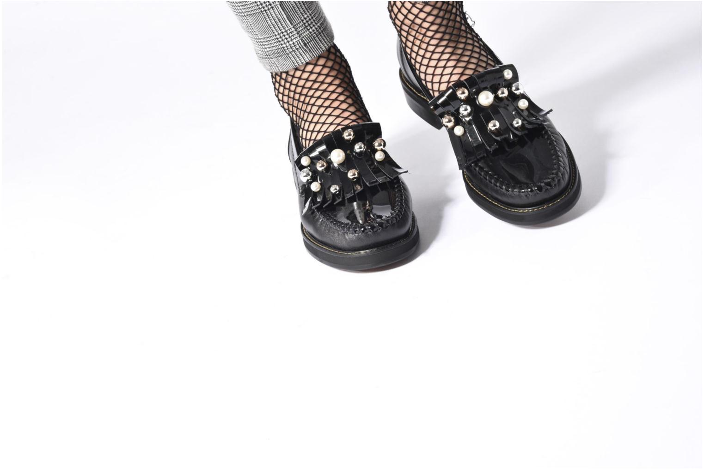 Hansel Noir/Perles Multi