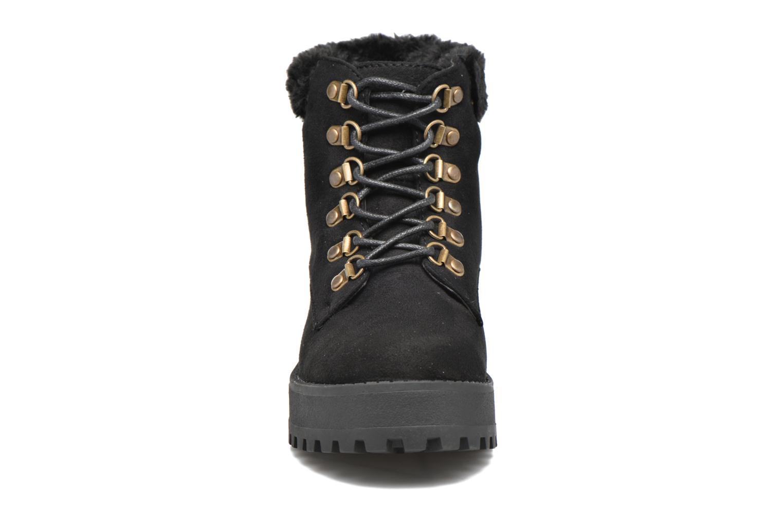 Bottines et boots Coolway Moscu Noir vue portées chaussures