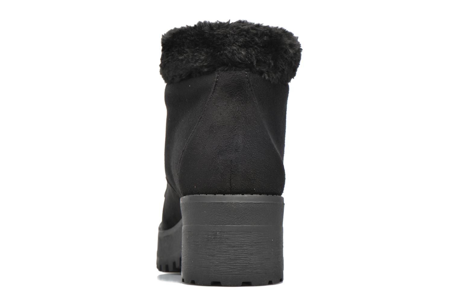Ankle boots Coolway Moscu Black view from the right
