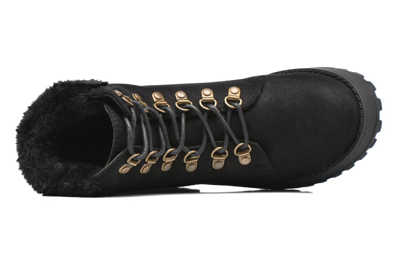Bottines et boots Coolway Moscu Noir vue gauche