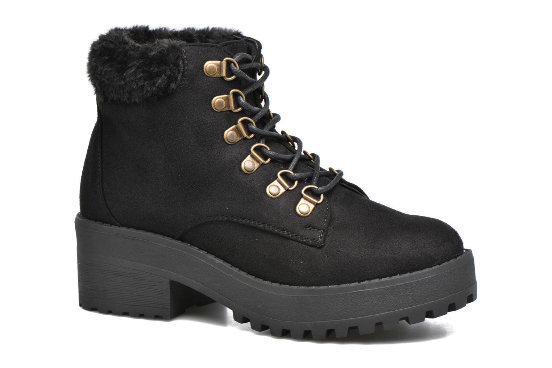 Bottines et boots Coolway Moscu Noir vue détail/paire