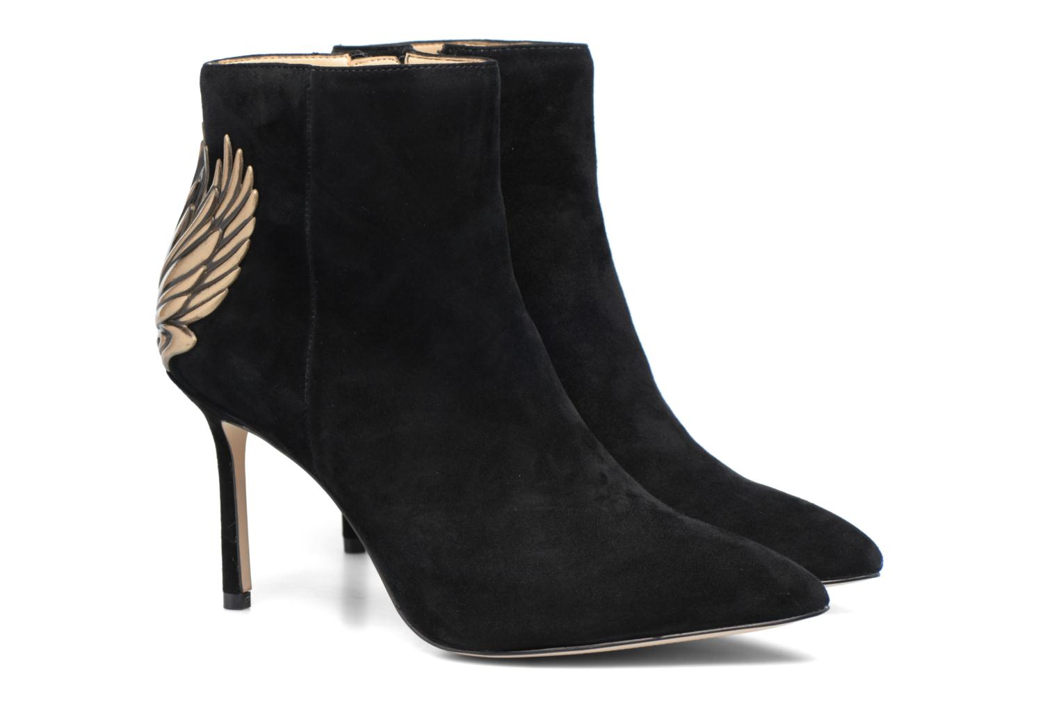 Bottines et boots Katy Perry The Grace Noir vue détail/paire