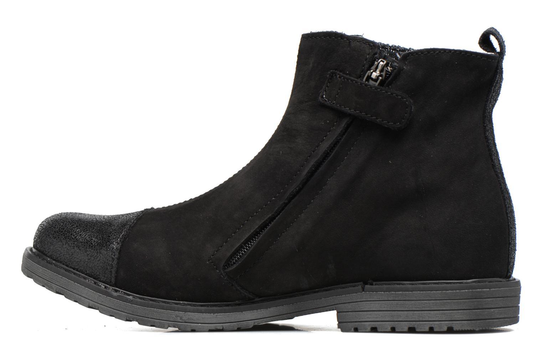Boots Achile Leontina Svart bild från framsidan