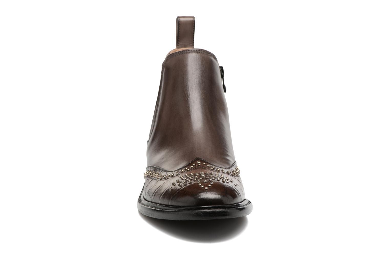 Bottines et boots Melvin & Hamilton Sally 46 Bleu vue portées chaussures