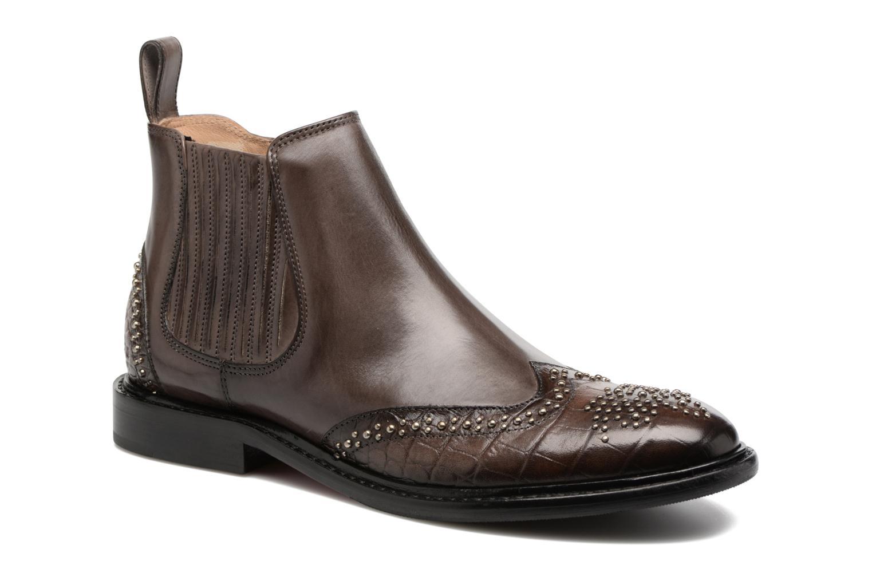Bottines et boots Melvin & Hamilton Sally 46 Bleu vue détail/paire